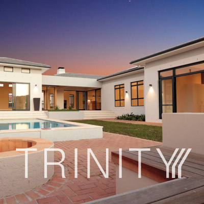 trinity - new home page