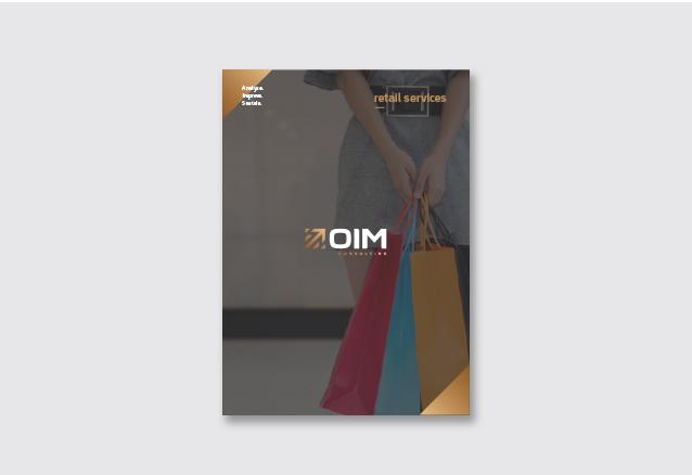 oim retail cover - OIM