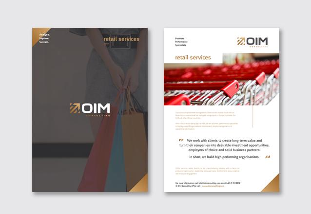 retail services - OIM