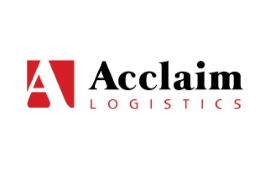 acclaim logistics - LOGO DEVELOPMENT