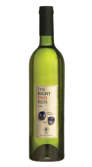 the right two reds - WINE INDUSTRY