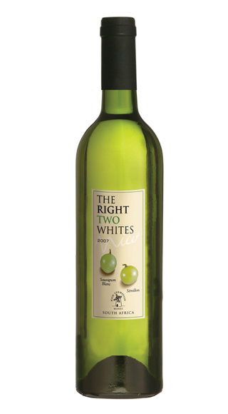 the right two whites - WINE INDUSTRY