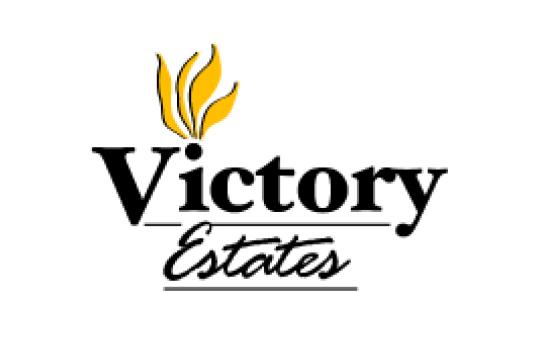 victory estates - LOGO DEVELOPMENT